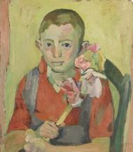 Ritratto di bimbo, 1947