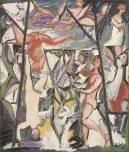 Circo (acrobati), 1958
