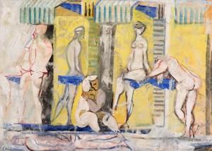 Bagnanti, 1960