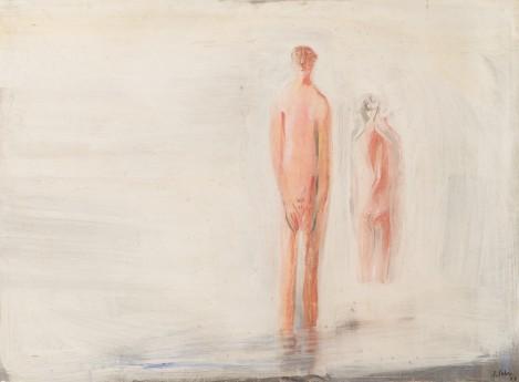 Figura sola, 1967