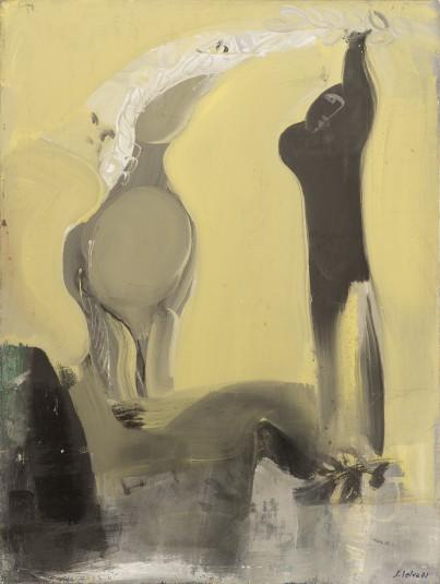 Uomo e frasca, 1969