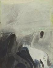 Buttero e cavalli, 1972. Anticoli Corrado, Civico Museo d'Arte Moderna e Contemporanea