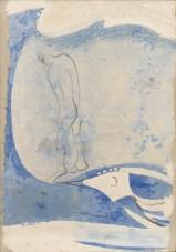 Affresco blu, 1979